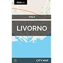 Livorno, Italy - City Map
