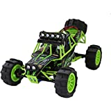 mytoys rc car for desert hobby 4x4 buggy high speed car MT260 with 2 batteries (GREEN)