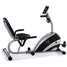 V-Fit BST-RC - Bicicletas estáticas ( interior, magnético ), color Silver-Grey and Black