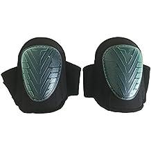 QUMAXX Ginocchiere da Lavoro a gel/ Protezione ginocchia per lavoro e giardinaggio - Attrezzatura protettiva del ginocchio/ Protezione ginocchio per giardinaggio e lavori di costruzione