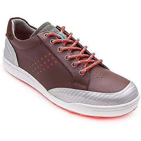 SCARPE IN PELLE DI GOLF. SPORT E CONFORTEVOLE. QUALITÀ GARANTITA DA ZERIMAR. - Sport Golf Shoes