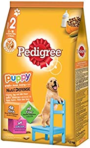 Pedigree Chicken And Egg Junior Dog Food- 1.3kg