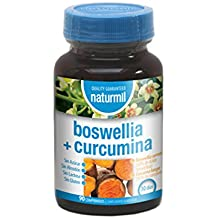 Boswellia + Curcumina - 90 cap - Naturmil