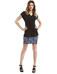 Zergatik Camiseta Mujer POSE