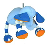 Blue Baby Elephant Spring Decoration