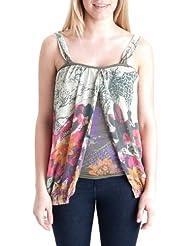 Fracomina - Camiseta sin mangas - para mujer