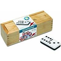 Cayro 791 - Juego de tablero, para 2 o más jugadores (791) (importado) - Dominó XXL, Juego de mesa