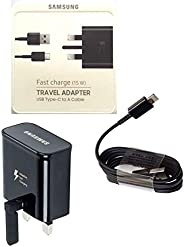 Samsung 15W Fast Charge Travel Adapter USB Type-C - Black