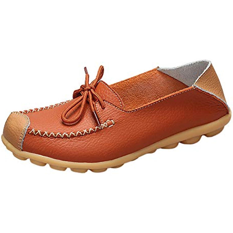 s d'été Femme, Yesmile Femmes Bateau Chaussures Casual Bottom Bowknot Flat Respirant Soft Bottom Casual Wild Leisure... - B07H9T92MK - 7a6f86