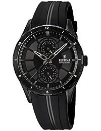 Festina Herren-Armbanduhr Analog Quarz Plastik F16843/1