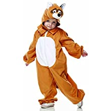 Rubie's it30601-s – Crazy Pets Costume volpacchiotto, Child, Size S