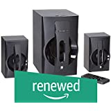 (Renewed) iBall Tarang Lion Exclusive 2.1 Channel Multimedia Speakers (Black)