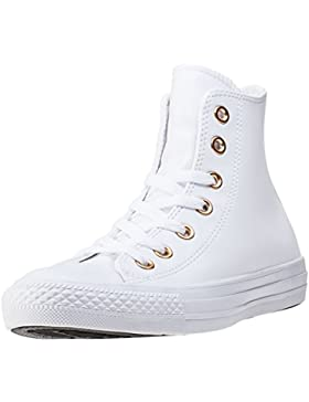 Converse All Star Hi Donna Sneaker Bianco
