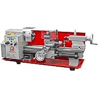 Torno para metal Holzmann ED 300ECO maquina para tornear metales 230V