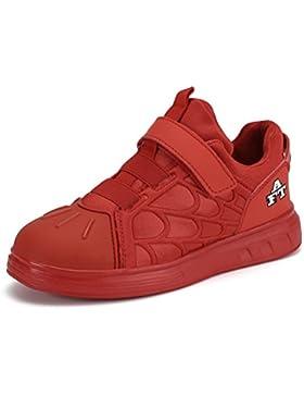 AFFINEST Zapatillas de Deporte Unisex Niños Respirable Zapatos Corrientes Al Aire Libre Sneakers Casual