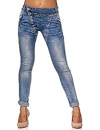 Amazon.es  Botones Para Pantalones - Mujer  Ropa 7323f16fbe9