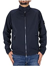 Stone Island Men's Jacket Marine Color Light Soft Shell-R