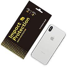 RhinoShield Protection arrière Anti-Chocs compatible avec [iPhone Xs/X] - Résistance maximale aux Chocs