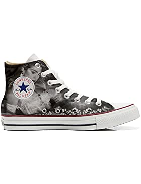 Converse All Star zapatos person