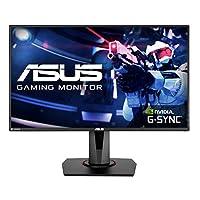 """ASUS VG278QR 27"""" Gaming Monitor, 1920X1080, G-Sync Compatible, Adaptive Sync, 0.5ms Response"""