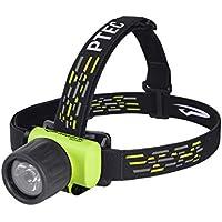 Princeton Tec Tauch-/Stirnlampe Roam mit Adapter für die gängigsten Go Pro-Halterungen Wasserdicht bis 33 m Tauchtiefe