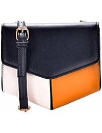 Multicolor : Hunpta Women Messenger Bags Slim Crossbody Shoulder Bags Handbag Small Body Bags