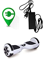 Cool&Fun 42V 2A GS Certificated Chargeur Overboard pour deux-roues Smart auto-équilibrage Drifting Scooters Chargeur , d Hoverboard Drive Skateboard électrique Equilibrage Scooter Chargeur
