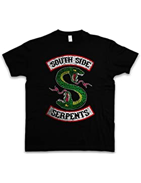 Urban Backwoods South Side Serpents T-Shirt – Taglie S – 5XL