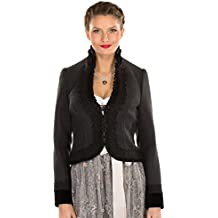 bca5d4adace488 Suchergebnis auf Amazon.de für: Damen Trachtenjacke, Gr. 48