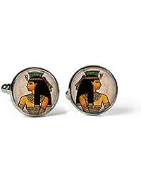 Antiguo Egipto Princess – cuadro de cristal Gemelos ...