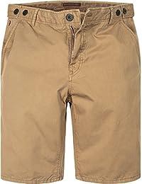 Strellson Sportswear Herren Hose Modisch, Größe: 34, Farbe: Beige