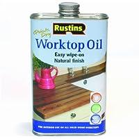 Rustins 500ml Quick Dry Worktop Oil