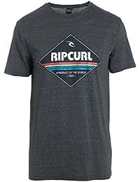 Rip Curl Diamond T-Shirt Homme Dark