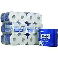 KLEENEX Premier Papier Toilette 6 packs de 4 Rouleaux de 160 Formats Blanc