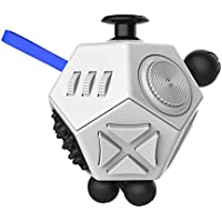 Anoak Fidget Cube Anti Stress Würfel Dekompressionswürfelmit 12 Seiten Funktionen