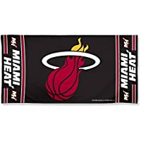 NBA Strandtuch 150x75 cm Miami Heat