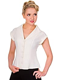 5b5c0bc83fc Amazon.co.uk: Banned - Blouses & Shirts / Tops, T-Shirts & Blouses ...