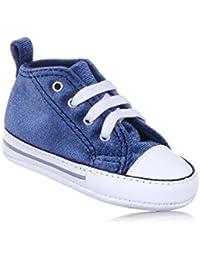 b5371cfa1cb8d CONVERSE 858880C chaussures gris berceau de bébé gris bleu marine all star  mid