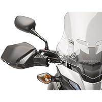 Puig 8943J Paramanos para Motocicleta, Negro Mate