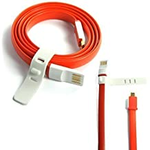 Cable Cargador Datos USB 80cm para One Plus (Oneplus One) Generación 1