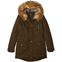d93e72b94 New Look Venice Faux Fur Lined Parka