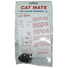 (2 Pack) Petmate - Spare Magnets for Electromagnetic Flap(Pack 2)