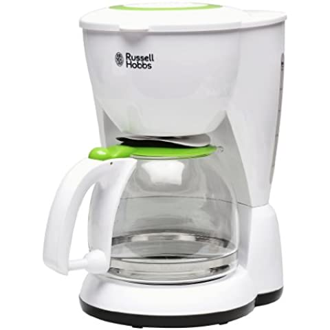 Russell Hobbs 19620-56 Kitchen Collection - Cafetera de goteo, jarra de cristal, placa calefactora, 1000 W