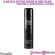 LACCA CAPELLI ECOLOGICA NO GAS HD LIFE STYLING FARMAVITA 300 ml  PROFESSIONALE PER PARRUCCHIERE fce8e1cfd690