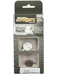 Brake Authority Hayes Sole GX-2/MX-2/MX-3 - Pastillas de freno (2 unidades)