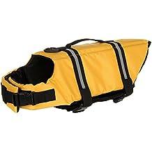 Westeng Chaleco para nadar para Mascotas Salvavidas Bañador al aire ...