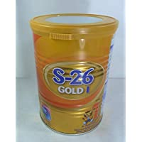 S26 Gold 1 400Gr for infants up to 6 months (0-6 months) Brand Name: S26