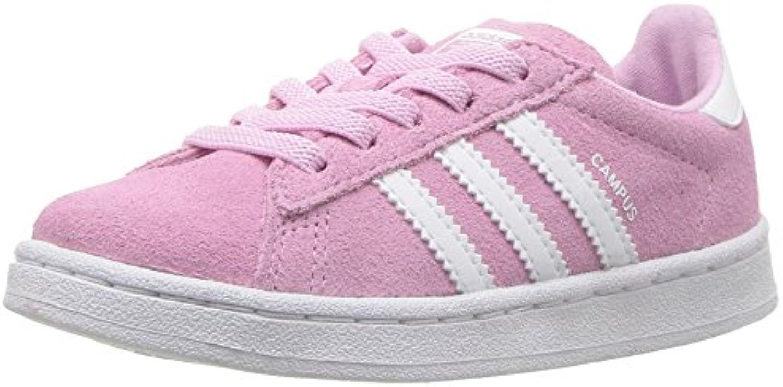 adidas originaux des filles el « campus el filles - basket, frost Rose  Blanc , 7,5 moyen nous bambin e00c73