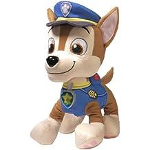 Paw Patrol – Chase – Peluche Parlanchín en Inglés La Patrulla Canina (Versión en Inglés)