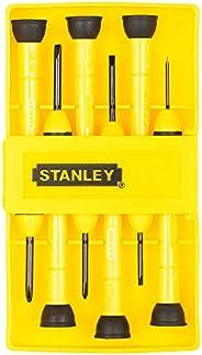 Stanley ST066052 6 Parça Saatçi Tornavida Seti